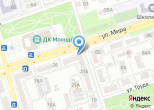 Компания «ТВОЙ КОМПЬЮТЕРНЫЙ» на карте