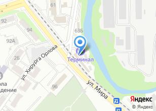 Компания «Кузнецофф» на карте