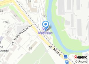 Компания «Крепеж33» на карте