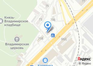 Компания «Клиника медицинских экспертиз» на карте