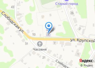 Компания «Суздальский специальный (коррекционный) детский дом №3» на карте