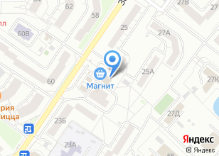 Компания «Мегасети» на карте