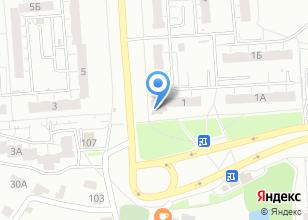 Компания «Бест-Сервис» на карте