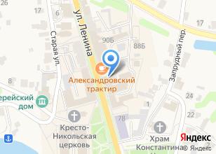 Компания «Магазин хозтоваров на Ленина» на карте