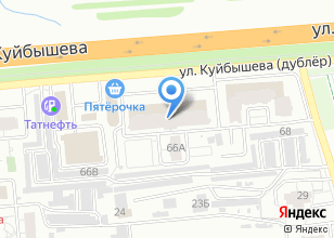 Компания «АвтоКран+» на карте