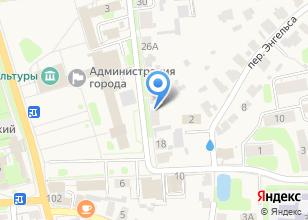 Компания «Хозяйственная лавка» на карте
