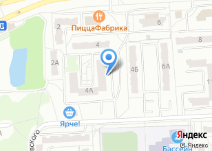 Компания «StarLook» на карте
