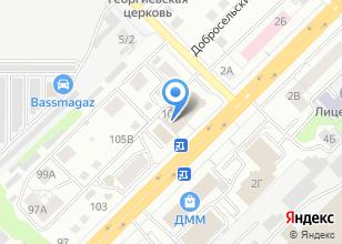 Компания «Mebel-Nowa» на карте