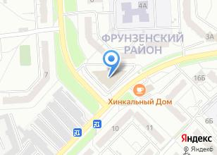 Компания «Сервис Про» на карте