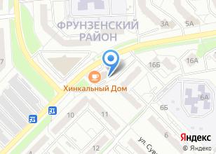 Компания «ТеплоЭнергокомплект» на карте