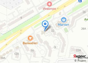 Компания «РобинZOOн» на карте