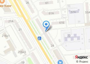 Компания «Мастер Шоу» на карте