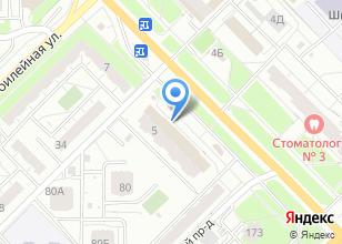 Компания «Салон часов» на карте
