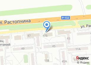 Компания «NTYRE» на карте