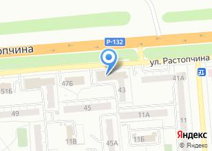 Компания «Неотон» на карте