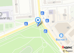 Компания «Матрица» на карте