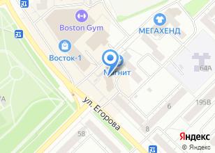 Компания «Техсоюз-Плюс» на карте