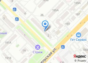 Компания «Вин Трест» на карте