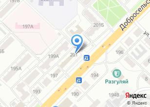 Компания «Автодевайс» на карте