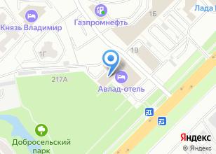 Компания «Радуга здоровья» на карте