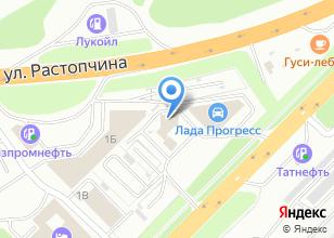 Компания «PLUS» на карте