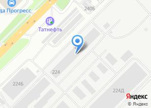 Компания «Технофильтр» на карте