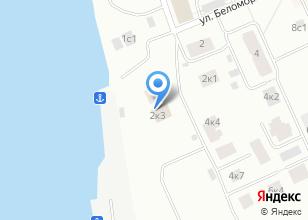 Компания «Вивахаус Архангельск» на карте
