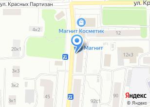 Компания «Дом окон» на карте