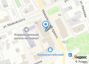 Компания «МегаЛайт» на карте