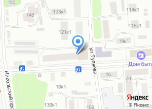 Компания «Снежок-Комфорт» на карте