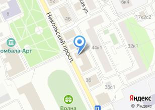 Компания «КримЭксперт» на карте
