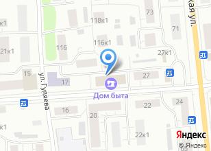 Компания «Радиус-А» на карте