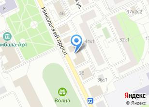 Компания «МИКОМ» на карте