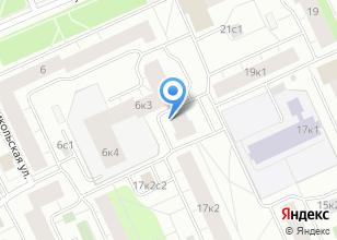 Компания «Alina» на карте