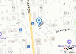 Компания «Наш дом-Архангельск» на карте