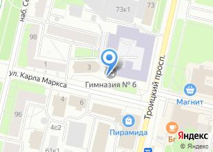 Компания «Свой Мастер» на карте