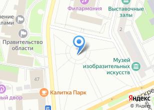 Компания «Аврора-электрик» на карте