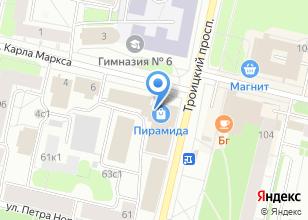Компания «Знак Качества» на карте