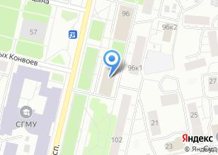 Компания «ГрузчикоВ» на карте