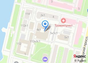 Компания «Академия туризма» на карте