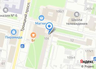 Компания «Бережливый хозяин» на карте