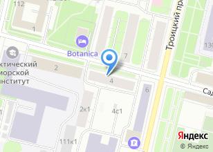 Компания «Архпромкомплект» на карте