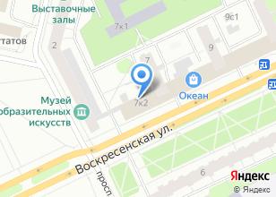 Компания «Поморский туристический центр Виктории Булатовой» на карте