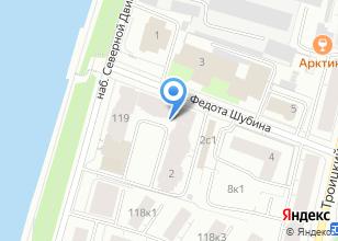 Компания «Строящийся жилой дом по ул. Шубина» на карте
