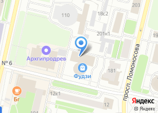 Компания «Модульстрой» на карте
