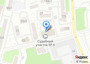 Компания «BotteGa» на карте