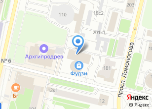 Компания «Даргез» на карте