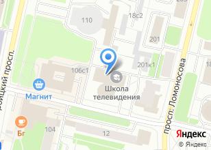 Компания «Polar Trans» на карте
