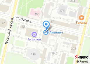 Компания «Городская оконная служба» на карте