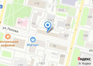 Компания «Норд Эксперт» на карте